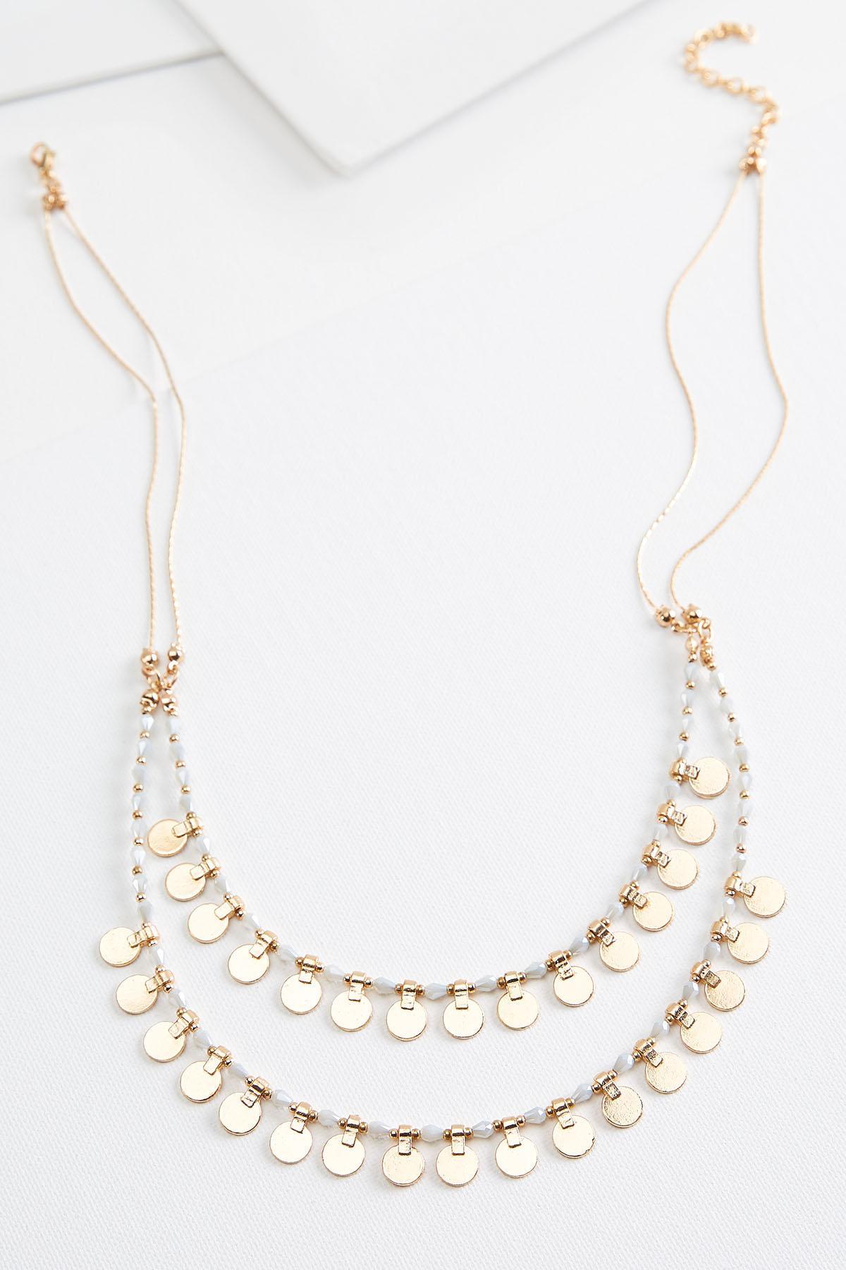 Layered Shaky Necklace