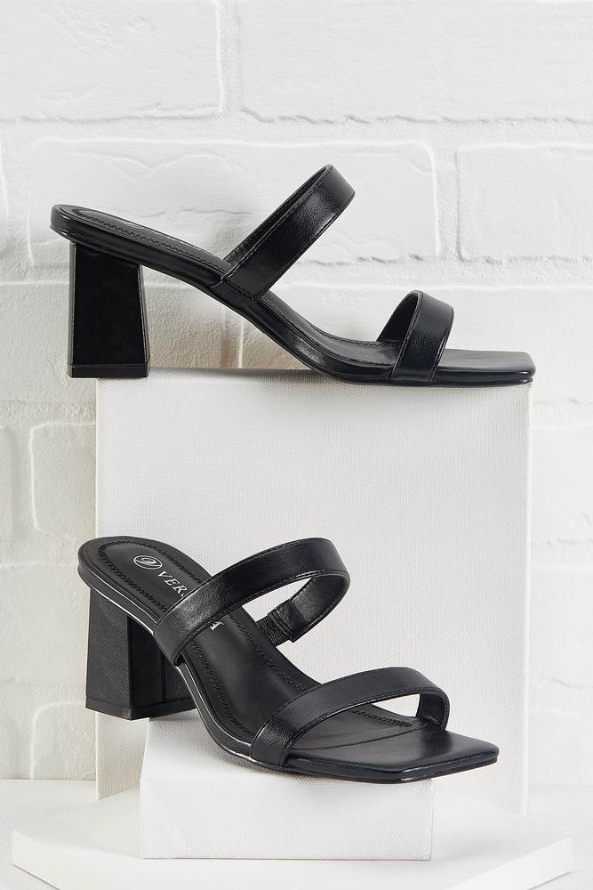 That 70's Platform Heels