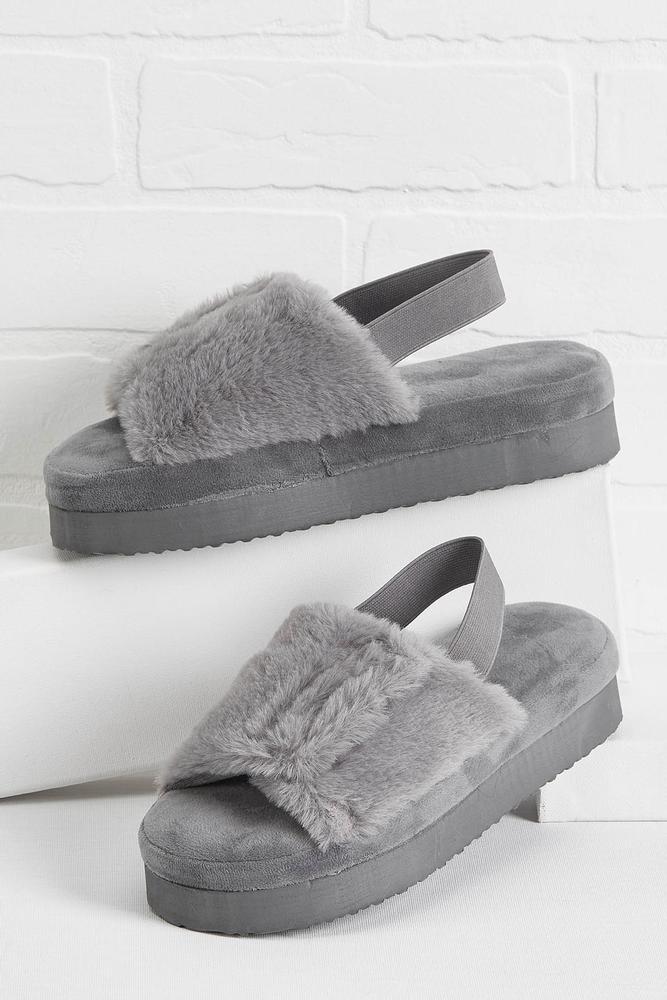 Cloud Nine Slippers