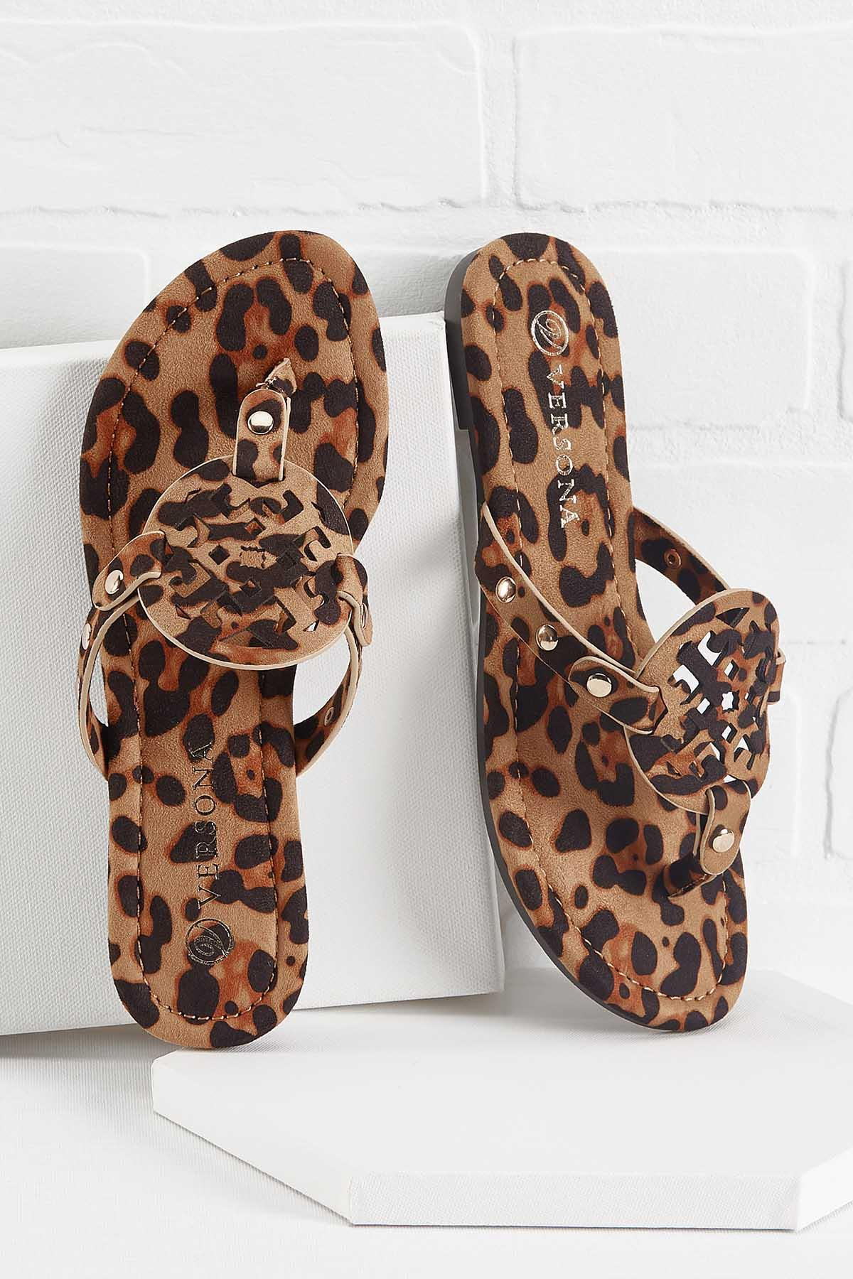 Fancy Footwork Sandals
