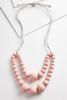 Washed Wood Layered Necklace