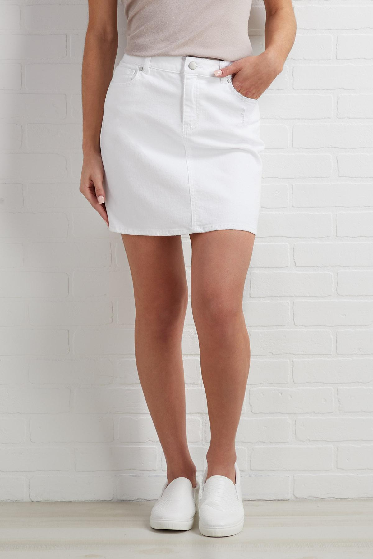 Out To Brunch Skirt
