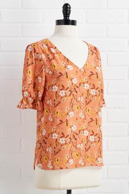 orange blossom top