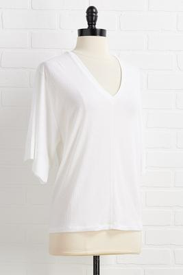 bright white idea top