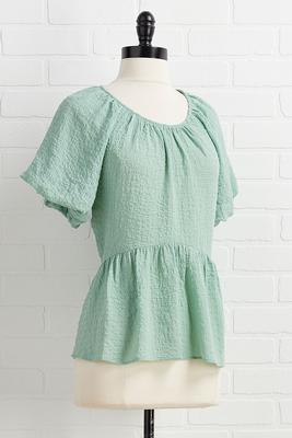 mint it like that top
