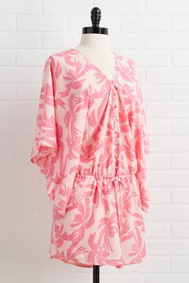 cabana cutie kimono