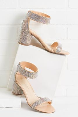 crystal ball heels
