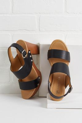 wood be lovely sandals