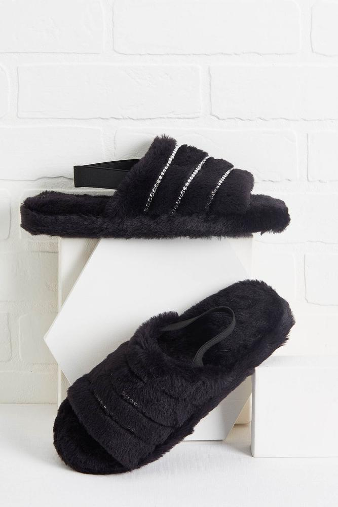 Friday Fluff Slippers