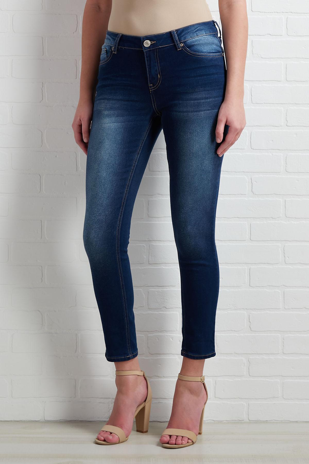Classic Skinny Jeans