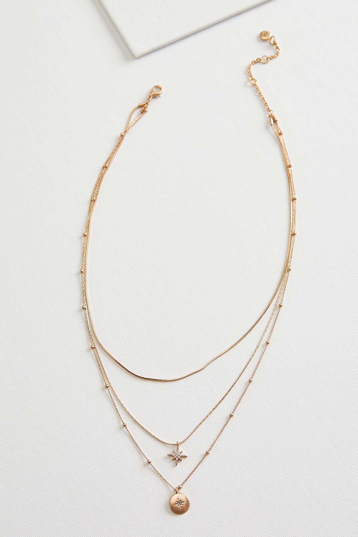 Dainty Star Necklace