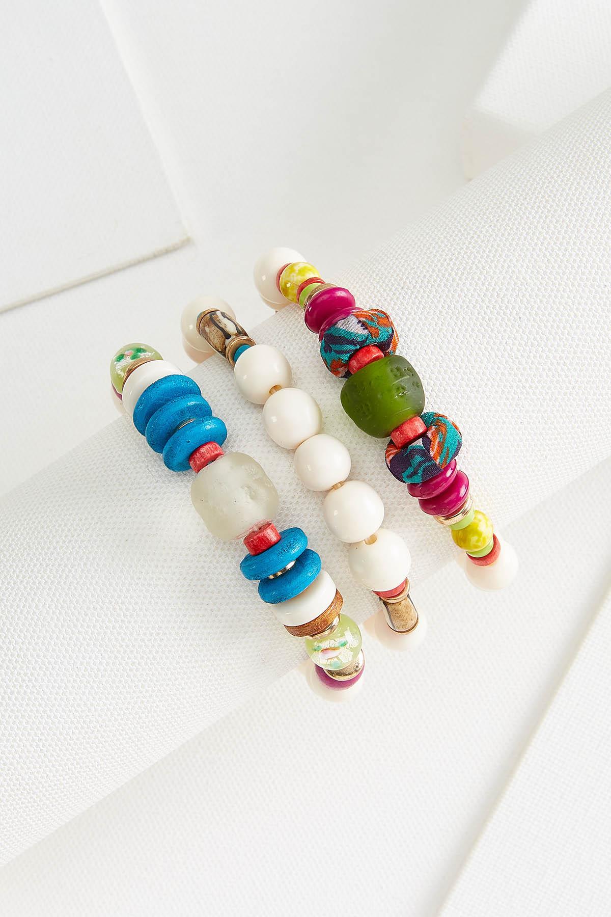 Colorful Bangle Set