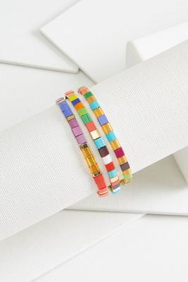 bff stretch bracelet set