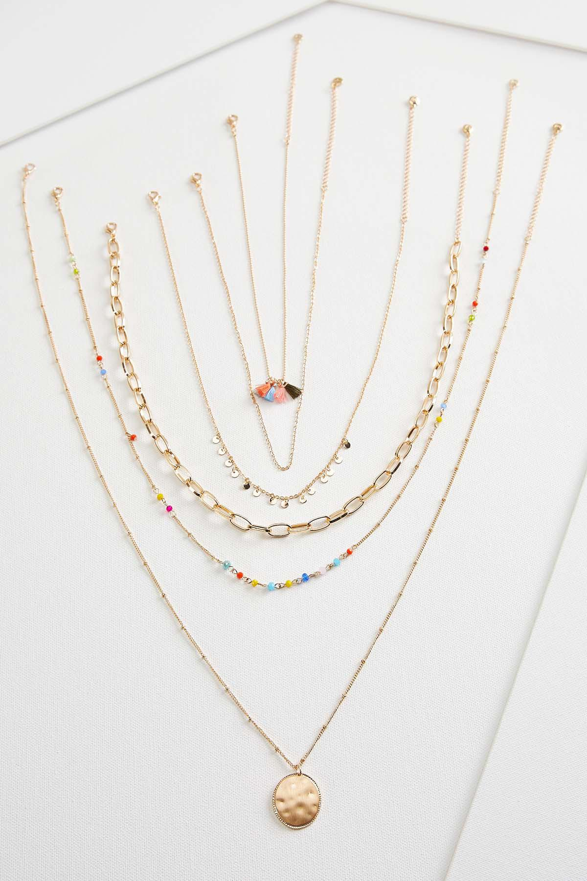 Delicate And Dainty Layered Necklace