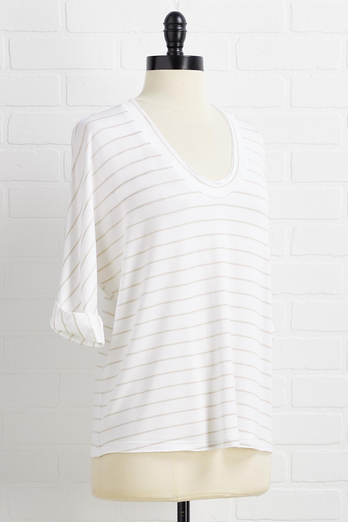 Your Favorite Striped Tee