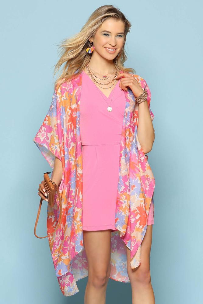 Summer Nights Kimono