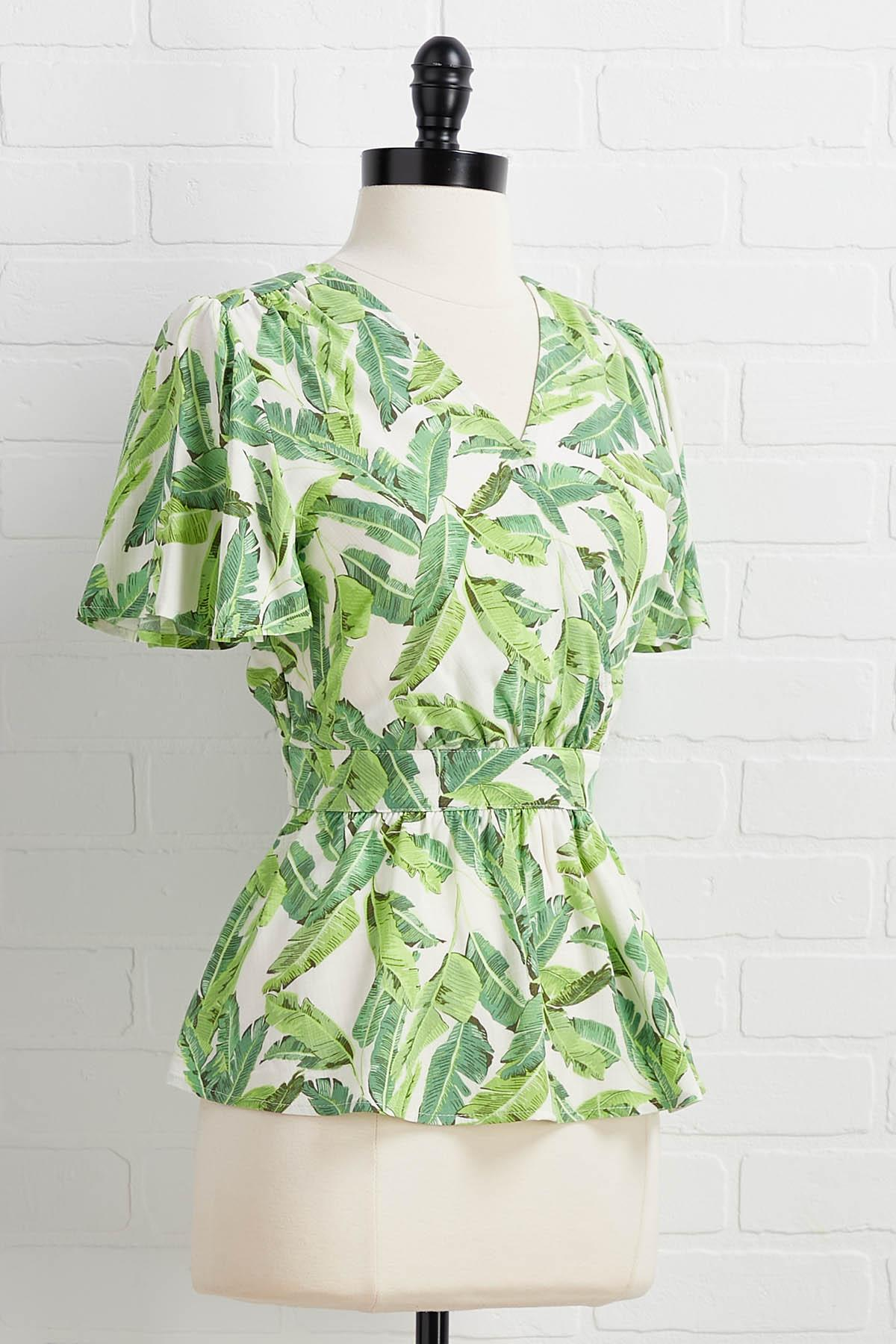 Can ` T Be- Leaf It Top