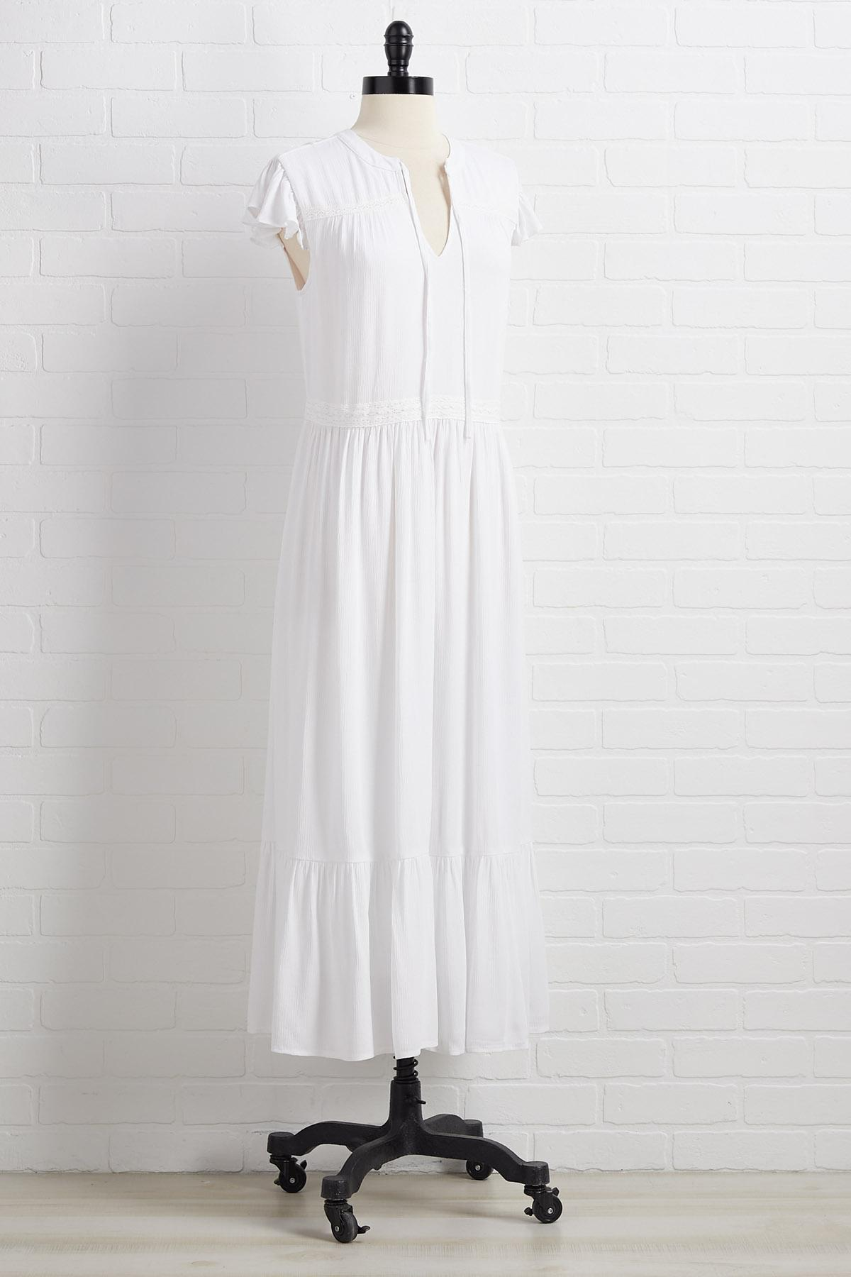 Say I Do Dress