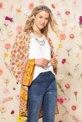 le fleur kimono