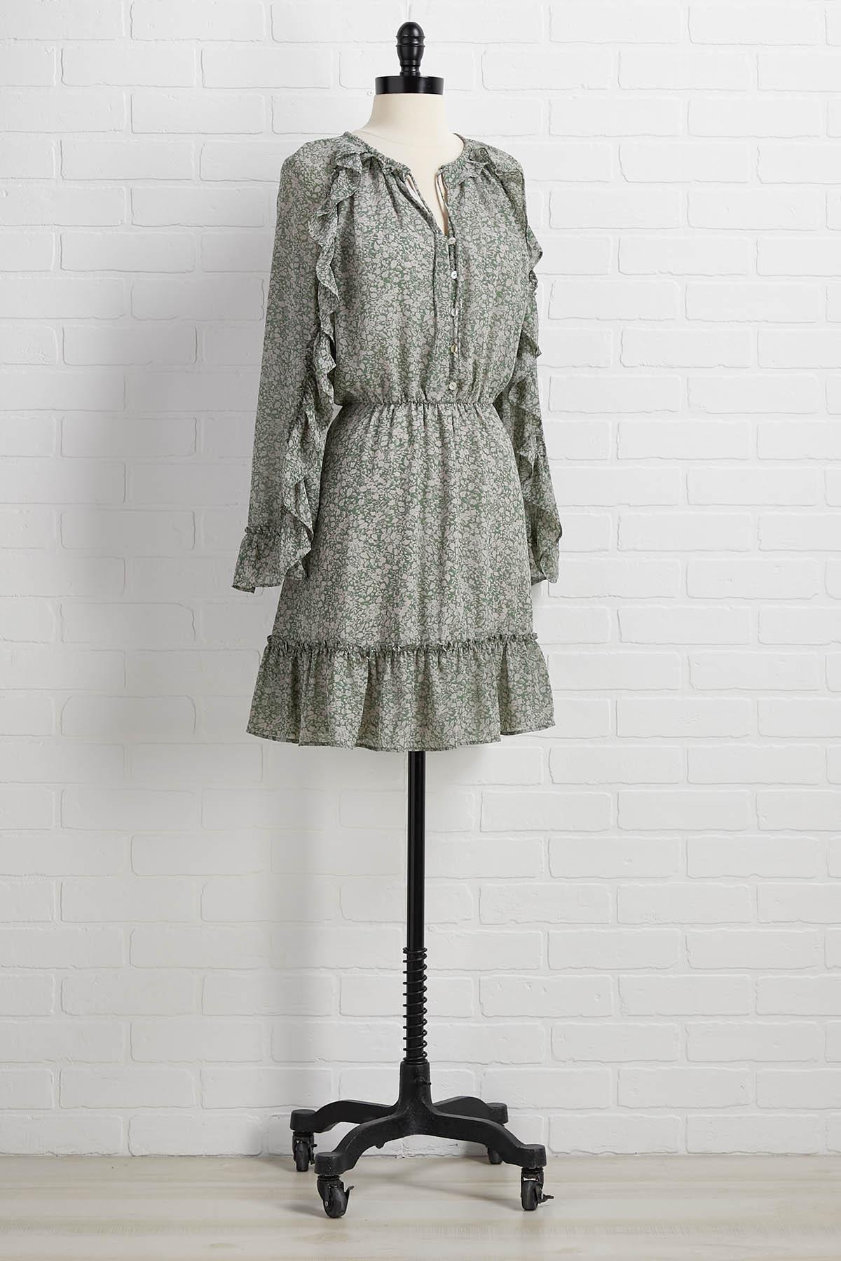 My Lucky Charm Dress