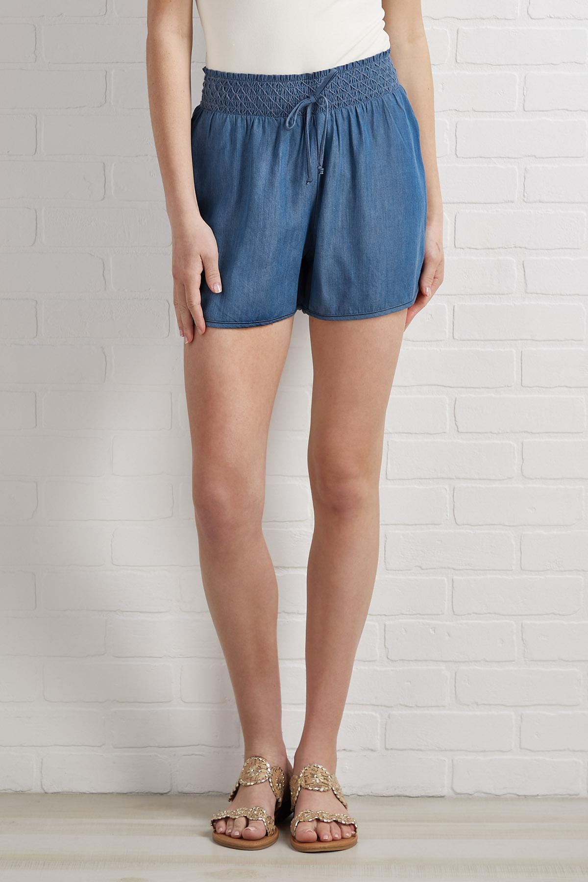 Happy Go Lovely Shorts