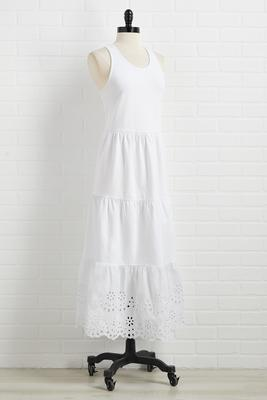 white sand beaches dress