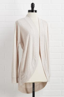sandy days lounge cardigan