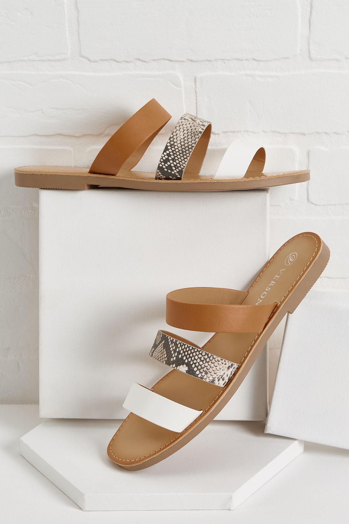 Sandy Kisses Sandals