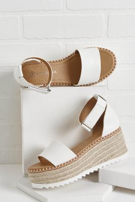 staycation sandals