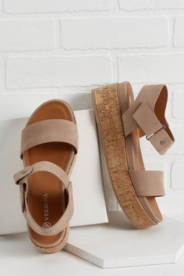sunrise to sunset sandals