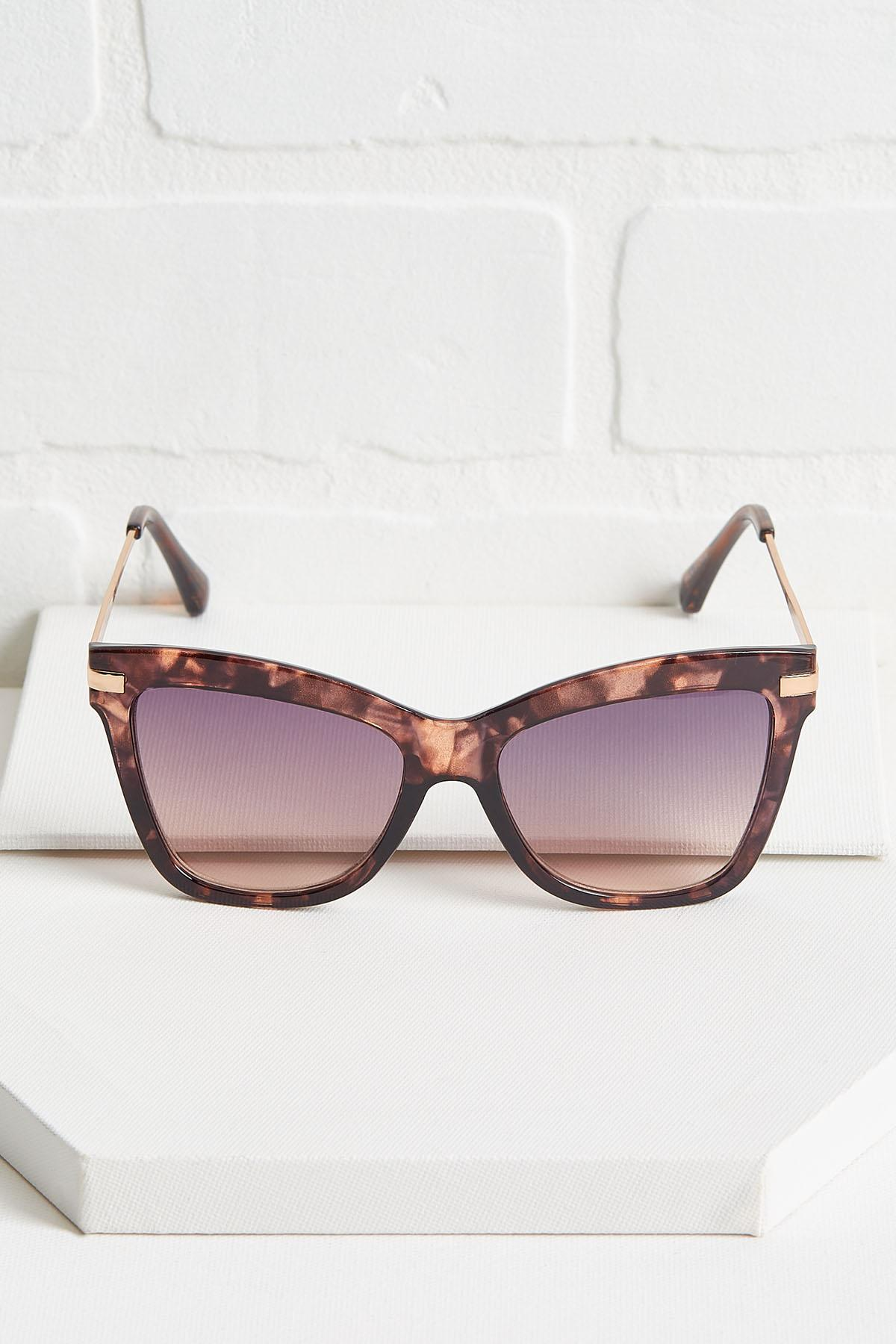 Only Have Cat Eyes For You Sunglasses