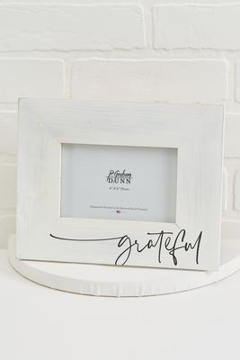grateful photo frame