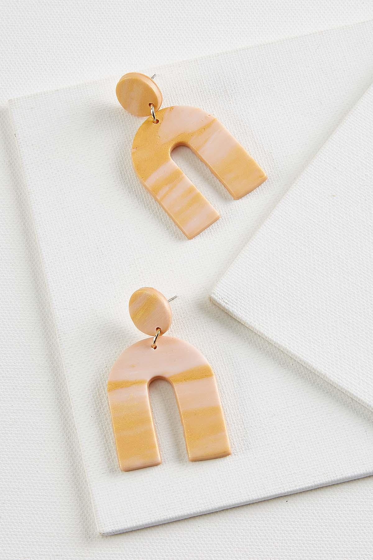 Charming Clay Earrings