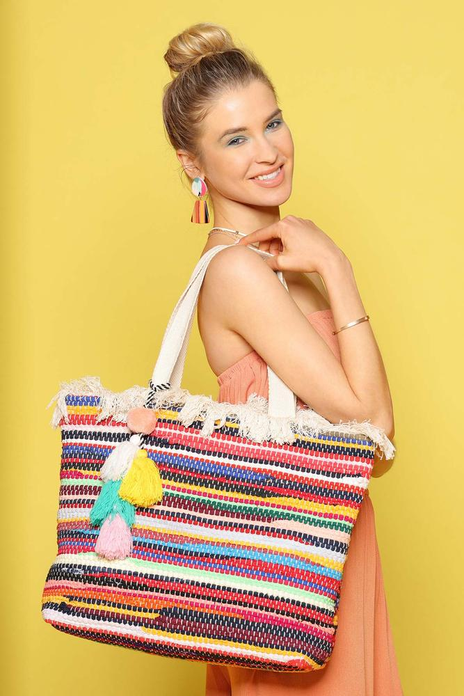 Over The Rainbow Tote