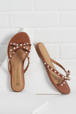 uptown pearl sandals