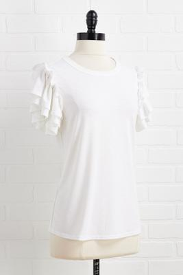 feminine feelings top