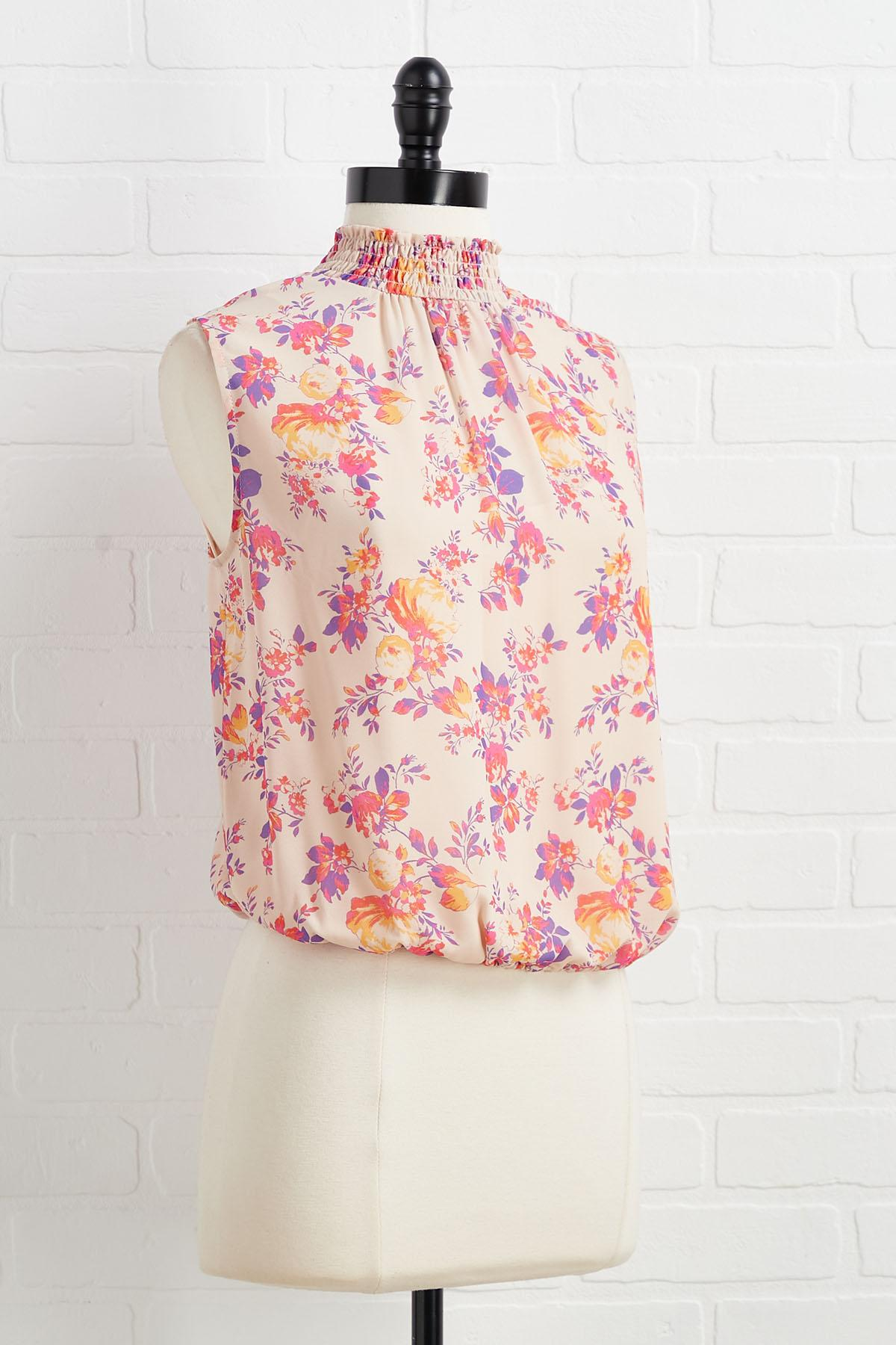A Rose A Day Top