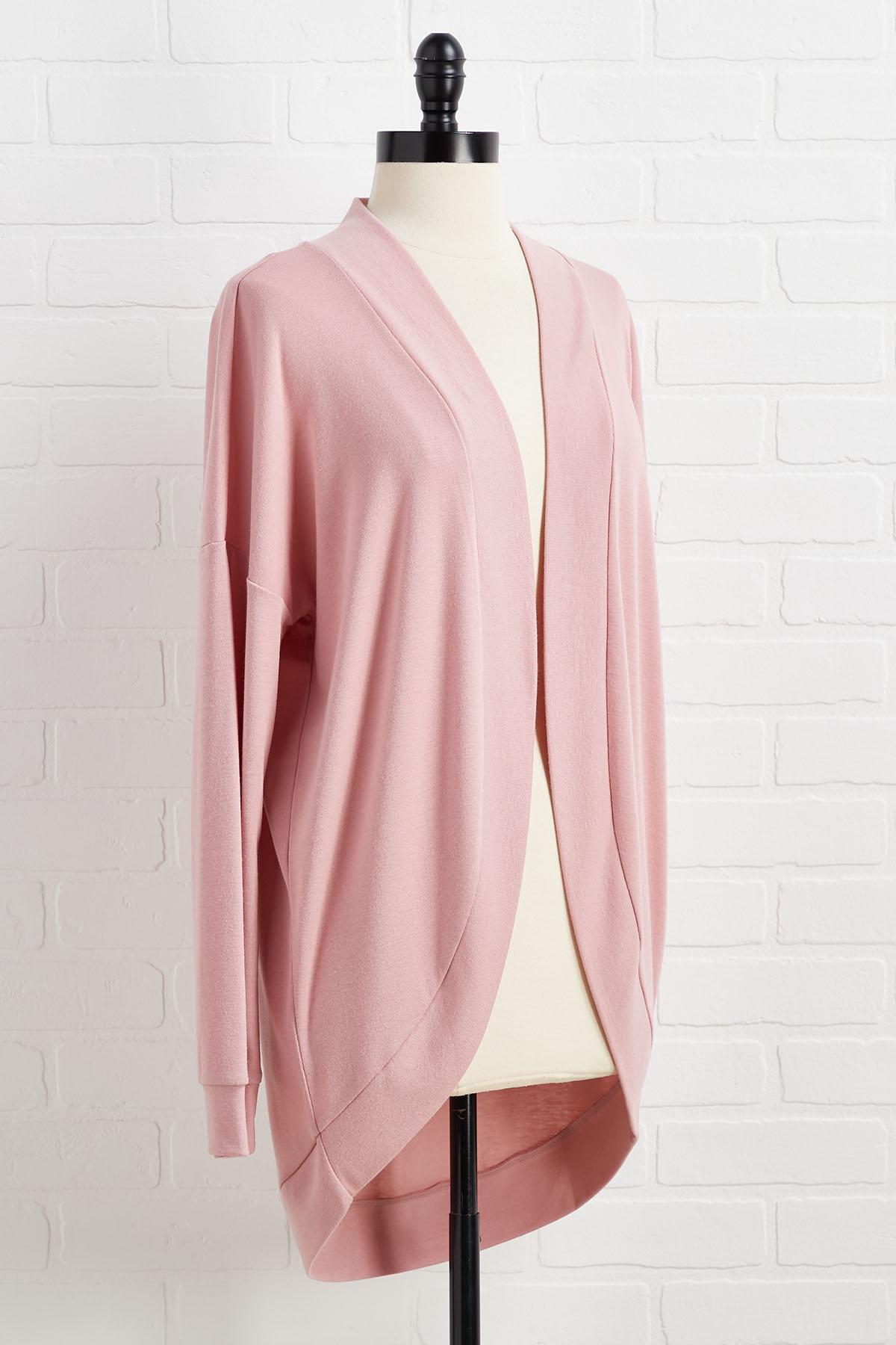 Think Pink Lounge Cardigan