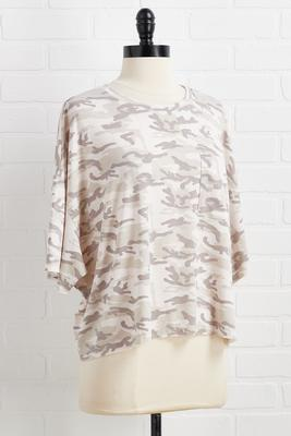 hide and sweet top