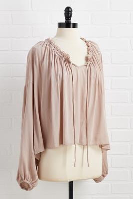 destination dreamy top