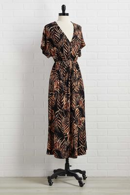 palm springs paradise dress