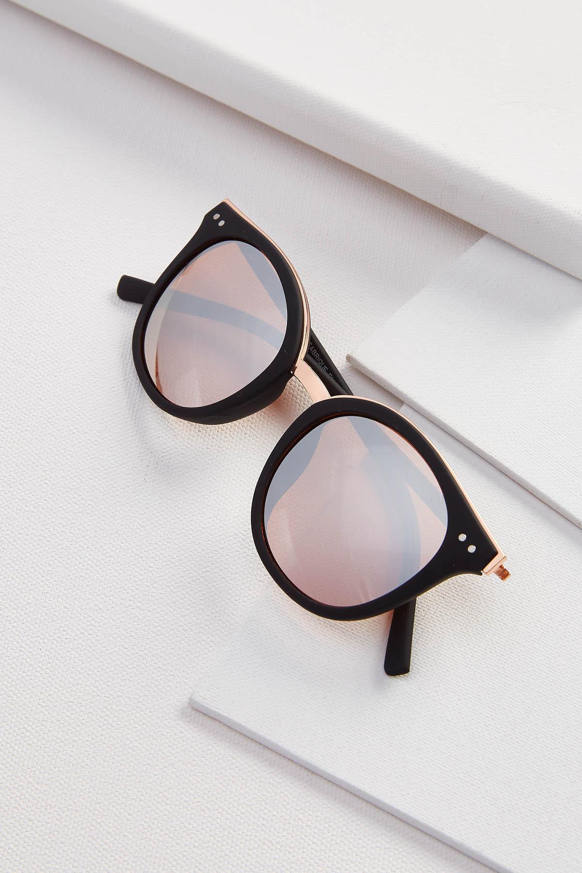 Funky Round Sunglasses