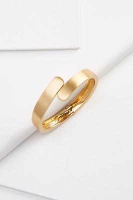 metal hinge bracelet
