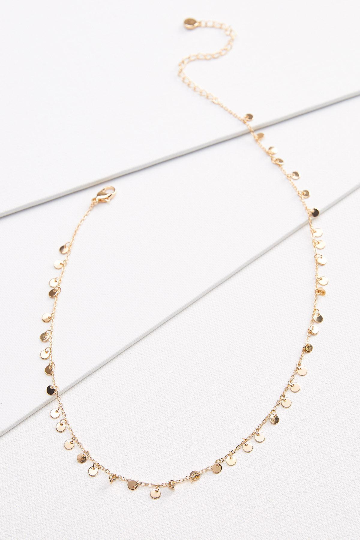 Shaky Short Necklace