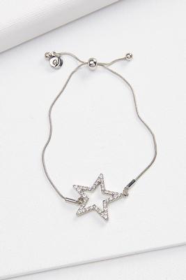 rhinestone star bracelet
