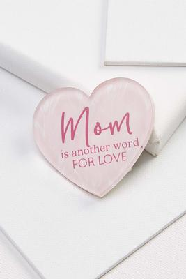 mom is another word for love magnet
