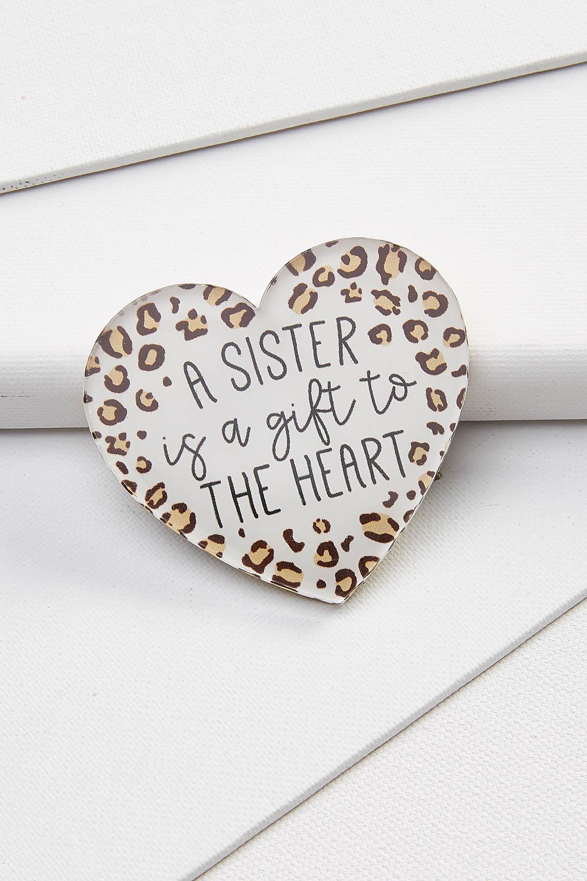 A Sister Is A Gift Magnet