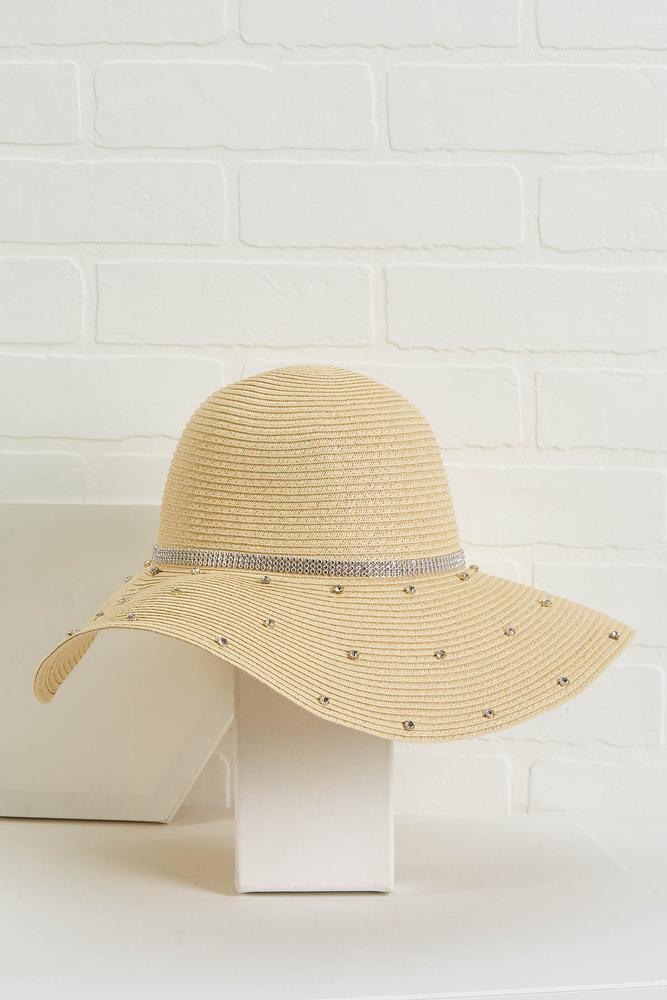Beachside Bling Hat