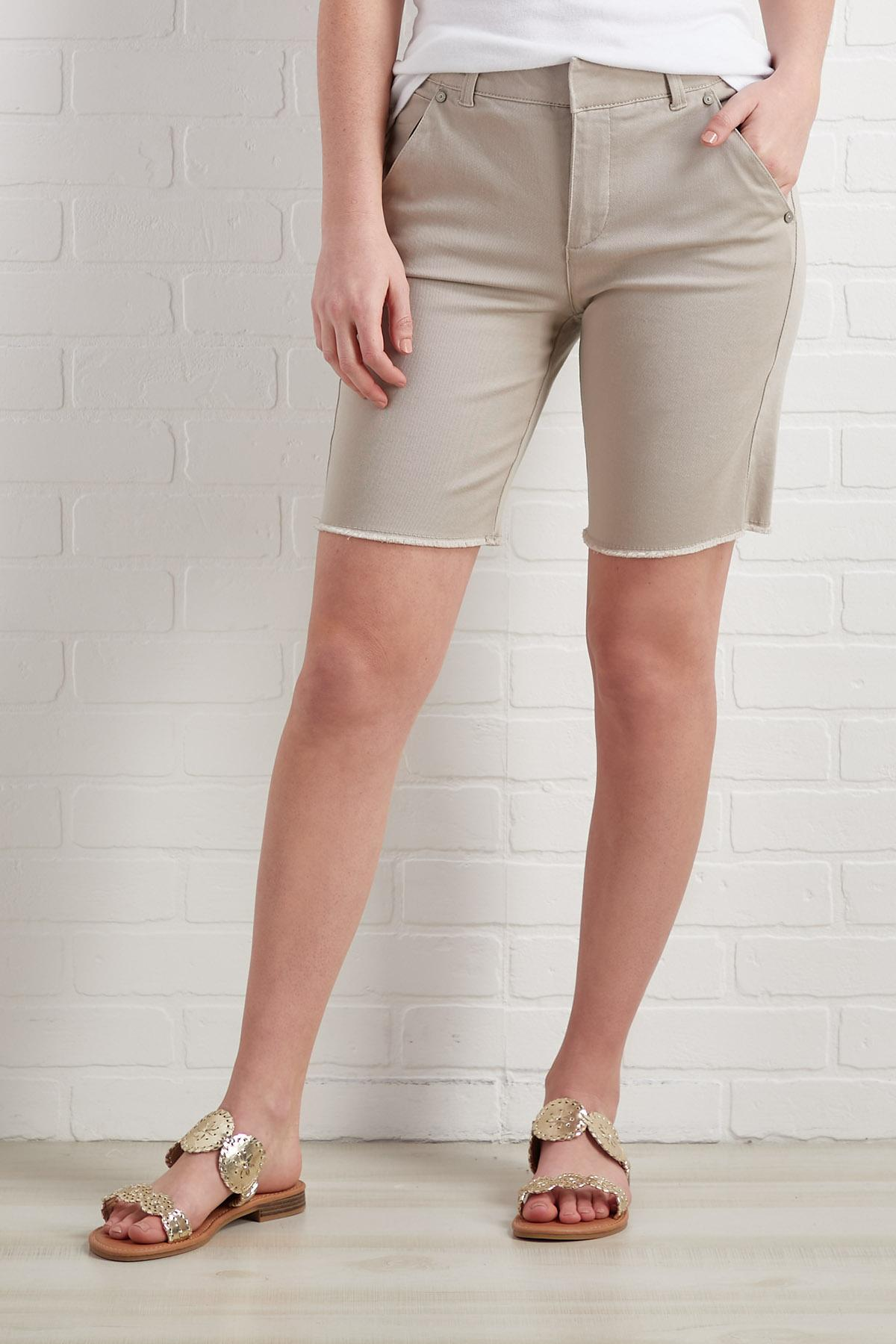 Twill The End Of Time Shorts