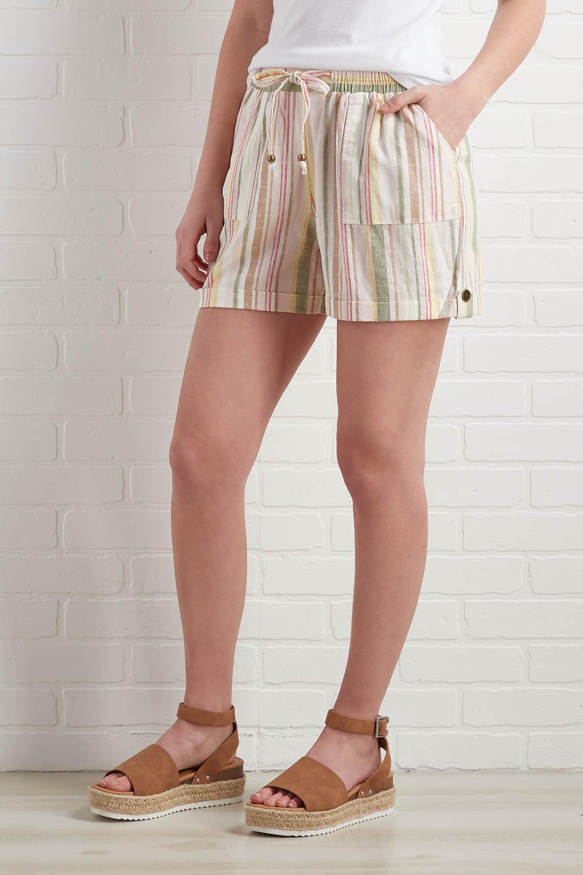 Tiki Time Shorts